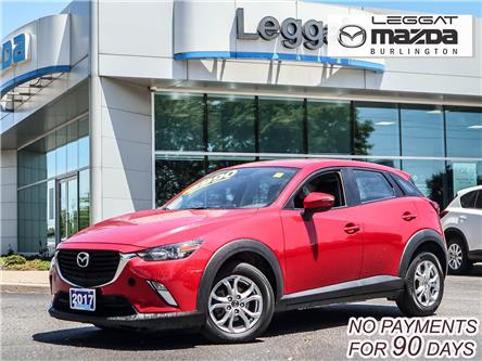 2017 Mazda CX-3 GS (Stk: 2223) in Burlington - Image 1 of 30