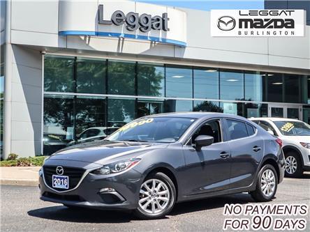 2016 Mazda Mazda3 GS (Stk: 2226LT) in Burlington - Image 1 of 26