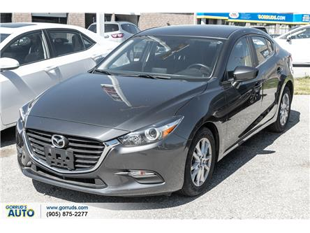 2018 Mazda Mazda3 GS (Stk: 188503) in Milton - Image 1 of 5