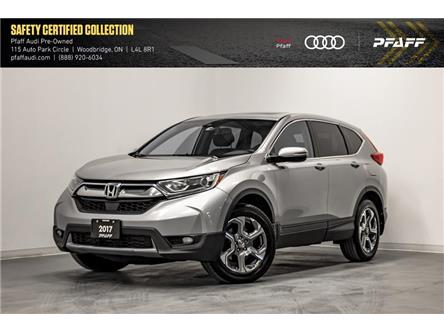 2017 Honda CR-V EX-L (Stk: T17969A) in Woodbridge - Image 1 of 22