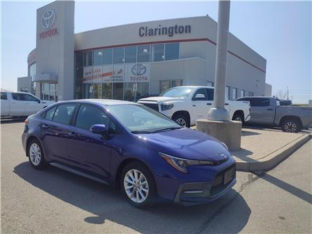 2020 Toyota Corolla SE (Stk: 20097) in Bowmanville - Image 1 of 12