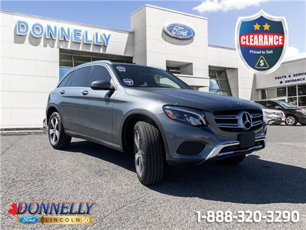 2019 Mercedes-Benz GLC 300 Base (Stk: CLDT64A) in Ottawa - Image 1 of 20