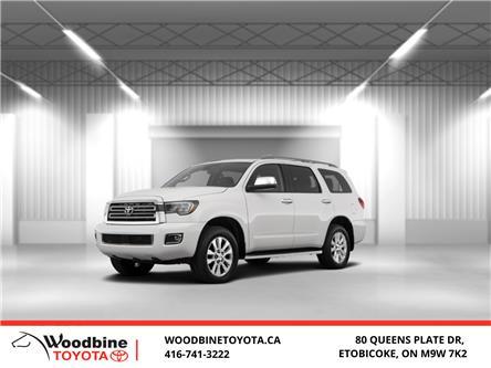 2018 Toyota Sequoia Platinum 5.7L V8 (Stk: 8-852) in Etobicoke - Image 1 of 11