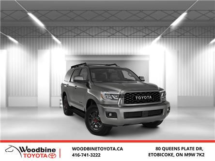 2020 Toyota Sequoia SR5 (Stk: 20-674) in Etobicoke - Image 1 of 15