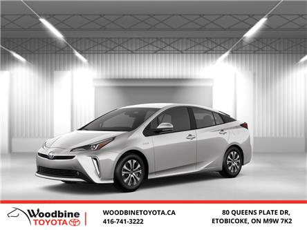2020 Toyota Prius Technology (Stk: 20-583) in Etobicoke - Image 1 of 10