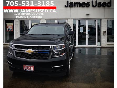 2016 Chevrolet Tahoe LS (Stk: N19476A) in Timmins - Image 1 of 15