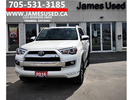 2016 Toyota 4Runner SR5 (Stk: P02742) in Timmins - Image 1 of 14