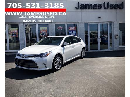 2017 Toyota Avalon Limited (Stk: N19109B) in Timmins - Image 1 of 13