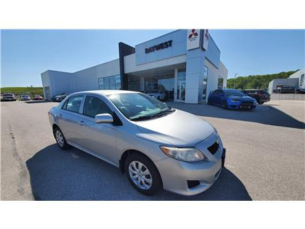 2009 Toyota Corolla CE (Stk: PM19068A) in Owen Sound - Image 1 of 13