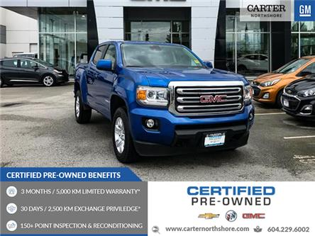 2018 GMC Canyon SLE (Stk: 973860) in North Vancouver - Image 1 of 29