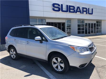 2016 Subaru Forester 2.5i Convenience Package (Stk: P594) in Newmarket - Image 1 of 10