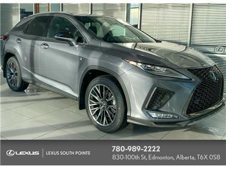 2020 Lexus RX 450h Base (Stk: LLD0595) in Edmonton - Image 1 of 18