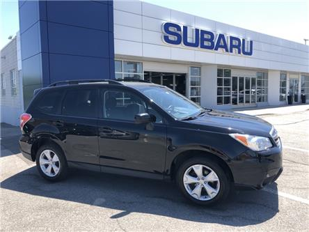 2016 Subaru Forester 2.5i Touring Package (Stk: P581) in Newmarket - Image 1 of 16