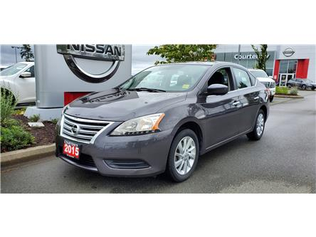 2015 Nissan Sentra 1.8 SV (Stk: U0015) in Courtenay - Image 1 of 9