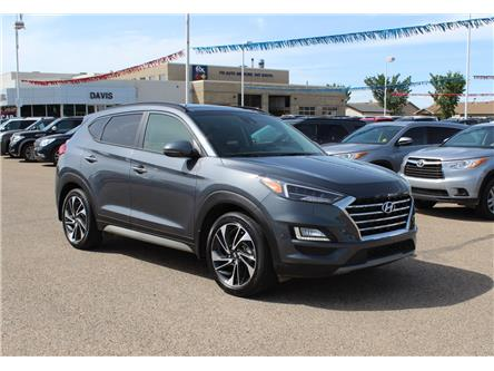 2019 Hyundai Tucson Ultimate (Stk: 184277) in Medicine Hat - Image 1 of 18