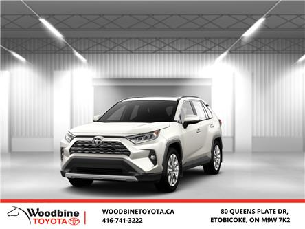2020 Toyota RAV4 Limited (Stk: 20-469) in Etobicoke - Image 1 of 12