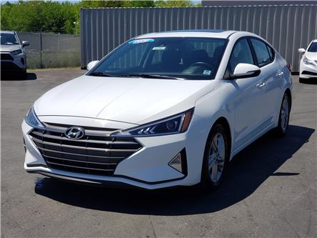 2020 Hyundai Elantra Preferred w/Sun & Safety Package (Stk: 10761) in Lower Sackville - Image 1 of 21