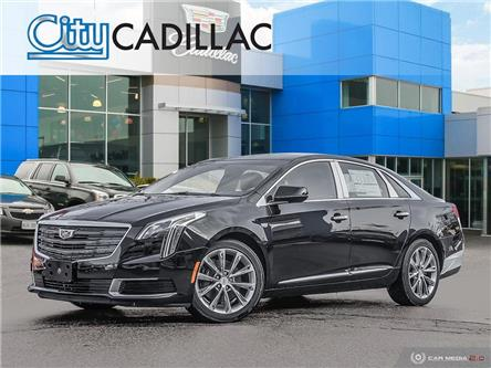 2019 Cadillac XTS W20 Livery Package (Stk: 2960206) in Toronto - Image 1 of 27