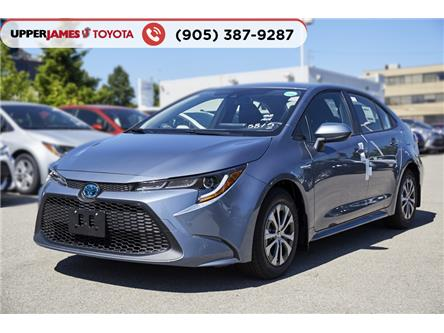 2021 Toyota Corolla Hybrid Base w/Li Battery (Stk: 210001) in Hamilton - Image 1 of 20