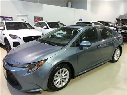 2020 Toyota Corolla LE (Stk: NP1972) in Vaughan - Image 1 of 27