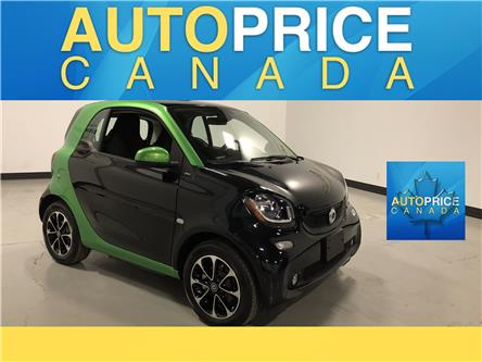 2017 Smart fortwo electric drive Passion (Stk: H0940) in Mississauga - Image 1 of 16