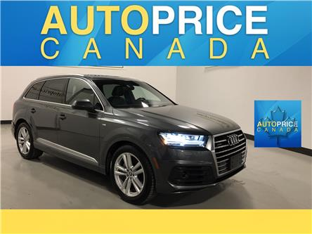 2017 Audi Q7 3.0T Technik (Stk: H0943) in Mississauga - Image 1 of 30