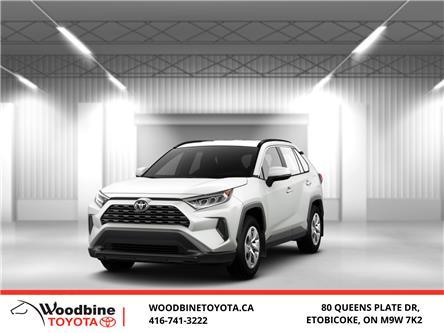 2020 Toyota RAV4 LE (Stk: 20-509) in Etobicoke - Image 1 of 10