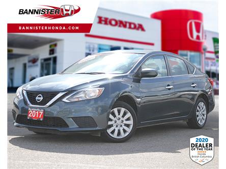 2017 Nissan Sentra 1.8 S (Stk: P19-101) in Vernon - Image 1 of 17