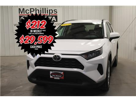 2019 Toyota RAV4 LE (Stk: F10180) in Winnipeg - Image 1 of 23