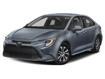 2021 Toyota Corolla Hybrid Base w/Li Battery (Stk: 21001) in Peterborough - Image 1 of 9