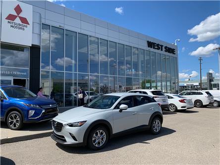 2019 Mazda CX-3 GS (Stk: BM3783) in Edmonton - Image 1 of 27