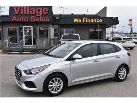 2019 Hyundai Accent Preferred (Stk: P37853C) in Saskatoon - Image 1 of 25