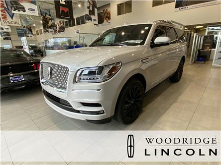 2020 Lincoln Navigator Reserve (Stk: L-532) in Calgary - Image 1 of 7