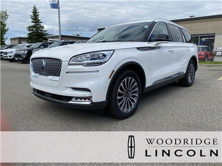 2020 Lincoln Aviator Reserve (Stk: L-595) in Calgary - Image 1 of 7