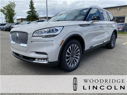 2020 Lincoln Aviator Reserve (Stk: L-631) in Calgary - Image 1 of 7