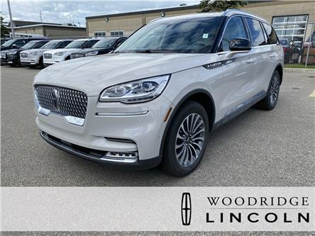 2020 Lincoln Aviator Reserve (Stk: LK-10) in Calgary - Image 1 of 7