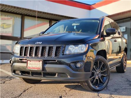 2012 Jeep Compass Sport/North (Stk: 1910501) in Waterloo - Image 1 of 23