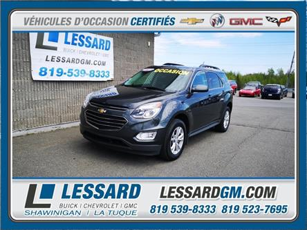 2017 Chevrolet Equinox 1LT (Stk: 20-293AS) in Shawinigan - Image 1 of 30