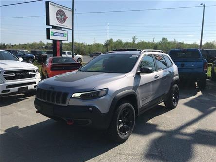 2020 Jeep Cherokee Trailhawk (Stk: 5929) in Sudbury - Image 1 of 21