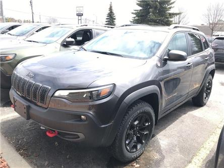 2020 Jeep Cherokee Trailhawk (Stk: 5942) in Sudbury - Image 1 of 20