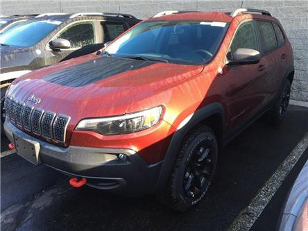 2020 Jeep Cherokee Trailhawk (Stk: 5980) in Sudbury - Image 1 of 23