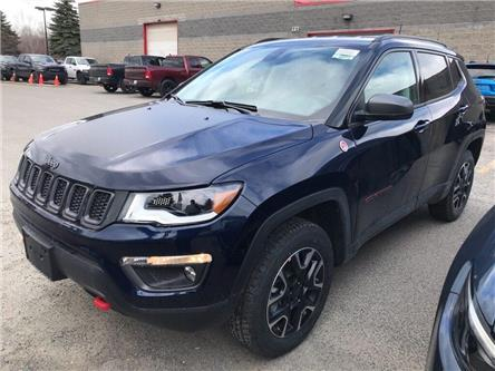 2020 Jeep Compass Trailhawk (Stk: 6014) in Sudbury - Image 1 of 17