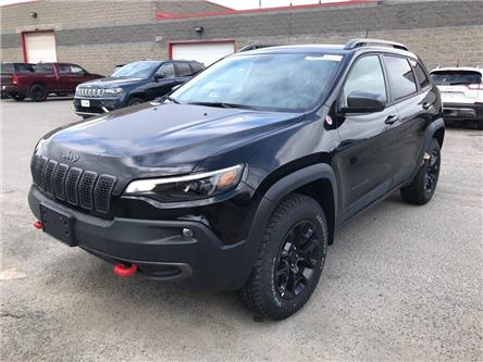 2020 Jeep Cherokee Trailhawk (Stk: 6021) in Sudbury - Image 1 of 20