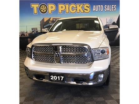2017 RAM 1500 Laramie (Stk: 592792) in NORTH BAY - Image 1 of 29