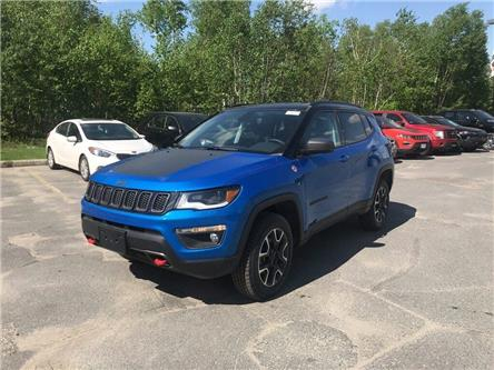 2020 Jeep Compass Trailhawk (Stk: 6043) in Sudbury - Image 1 of 16