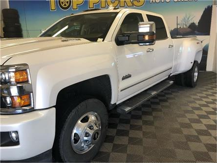 2018 Chevrolet Silverado 3500HD High Country (Stk: 253659) in NORTH BAY - Image 1 of 17