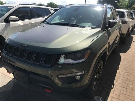 2020 Jeep Compass Trailhawk (Stk: 6042) in Sudbury - Image 1 of 13