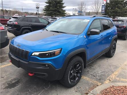 2020 Jeep Cherokee Trailhawk (Stk: 6022) in Sudbury - Image 1 of 18