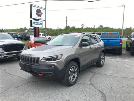 2020 Jeep Cherokee Trailhawk (Stk: 6179) in Sudbury - Image 1 of 19