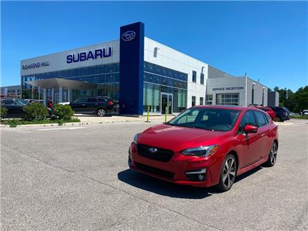 2017 Subaru Impreza Sport-tech (Stk: LP0387) in RICHMOND HILL - Image 1 of 15